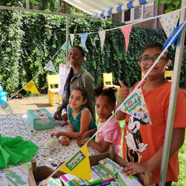 Hoe kinderen duurzame chocolade op de markt brengen
